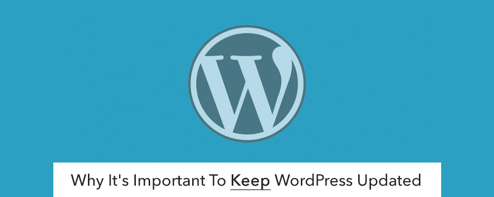 Keep WordPress Update :)