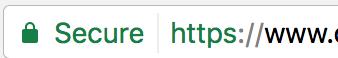 WordPress SSL - Secure Padlock HTTPS URL